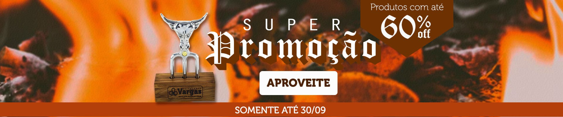 Banner Promo Aniver