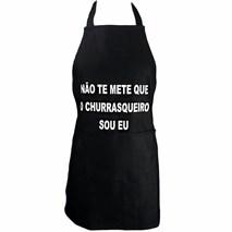 Produto Avental Churrasqueiro Vargas - Frase