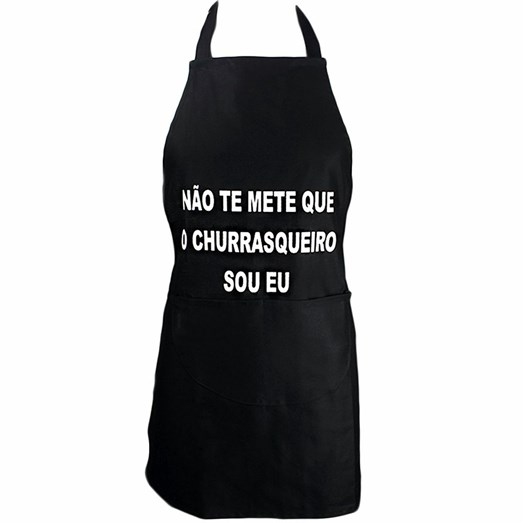 Avental Churrasqueiro Vargas - Frase