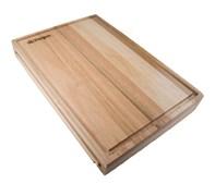 Tábua Para Churrasco quadrada com gaveta - 4443